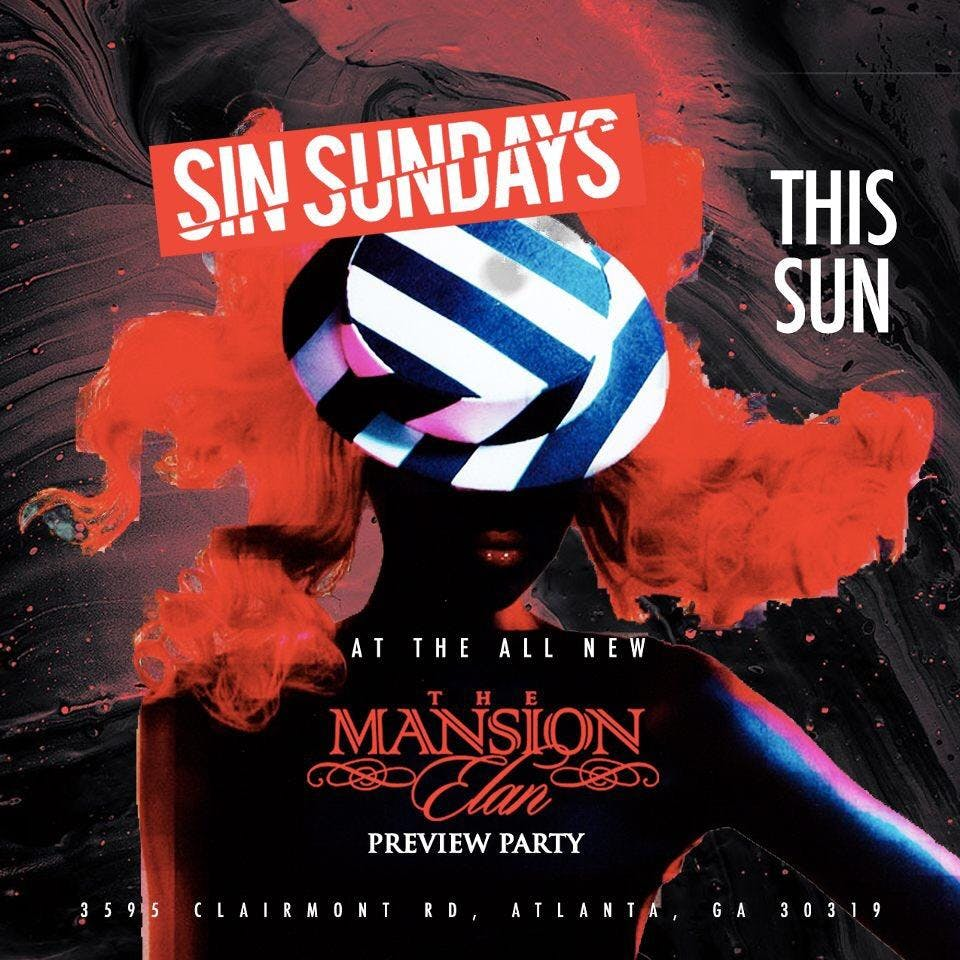 Sin Sundays at Josephine Lounge this Sunday