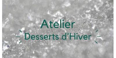 ATELIER DESSERTS D\