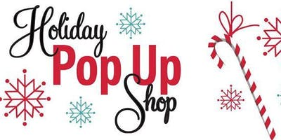 Holiday Food Drive Pop Up Shop Benefit