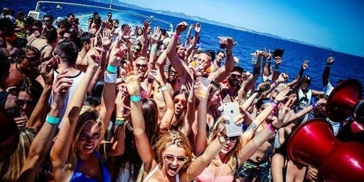 BOAT PARTY - MIAMI BEACH