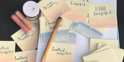 Modern Day Calligraphy: Strokes, Drills, and Beautiful Letters