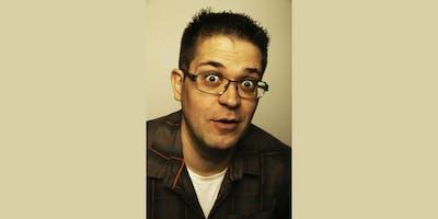 Stand-Up Comedian Wayne Burfeind