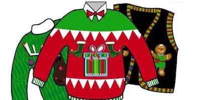 Ugly Sweater Shuffle!!