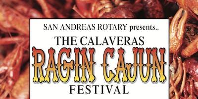Calaveras RAGIN CAJUN Festival