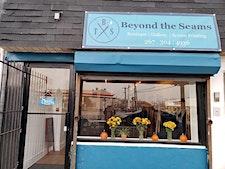 Beyond the Seams logo