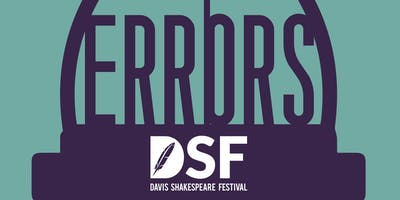 The Comedy of Errors, 9/18 (PREVIEW)