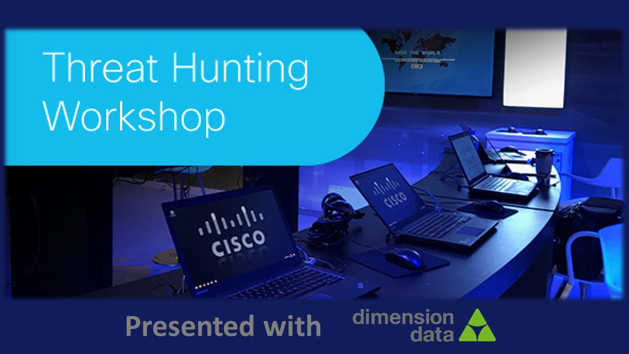 Threat Hunting Workshop Overdrive with Dimens