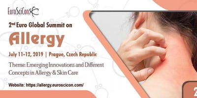 2nd Euro Global Summit on Allergy 2019