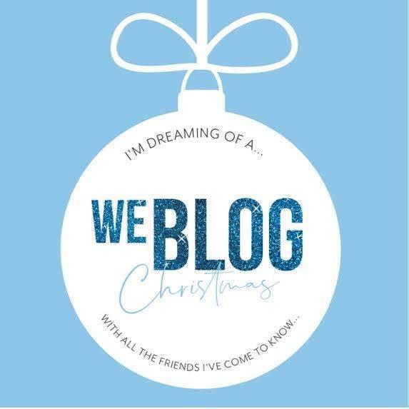 #WeBlogChristmas