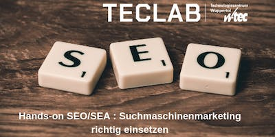 Hands-on SEO/SEA : Suchmaschinenmarketing richtig