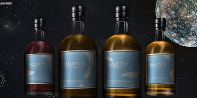 Whisky-Tasting - The Taste of the Universe