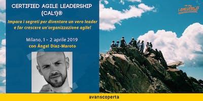 Certified Agile Leadership (CAL1)® 2019