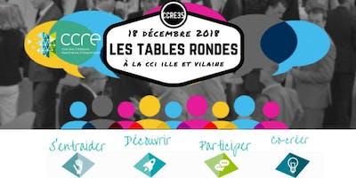 Tables Rondes - Programmation des événements 2019