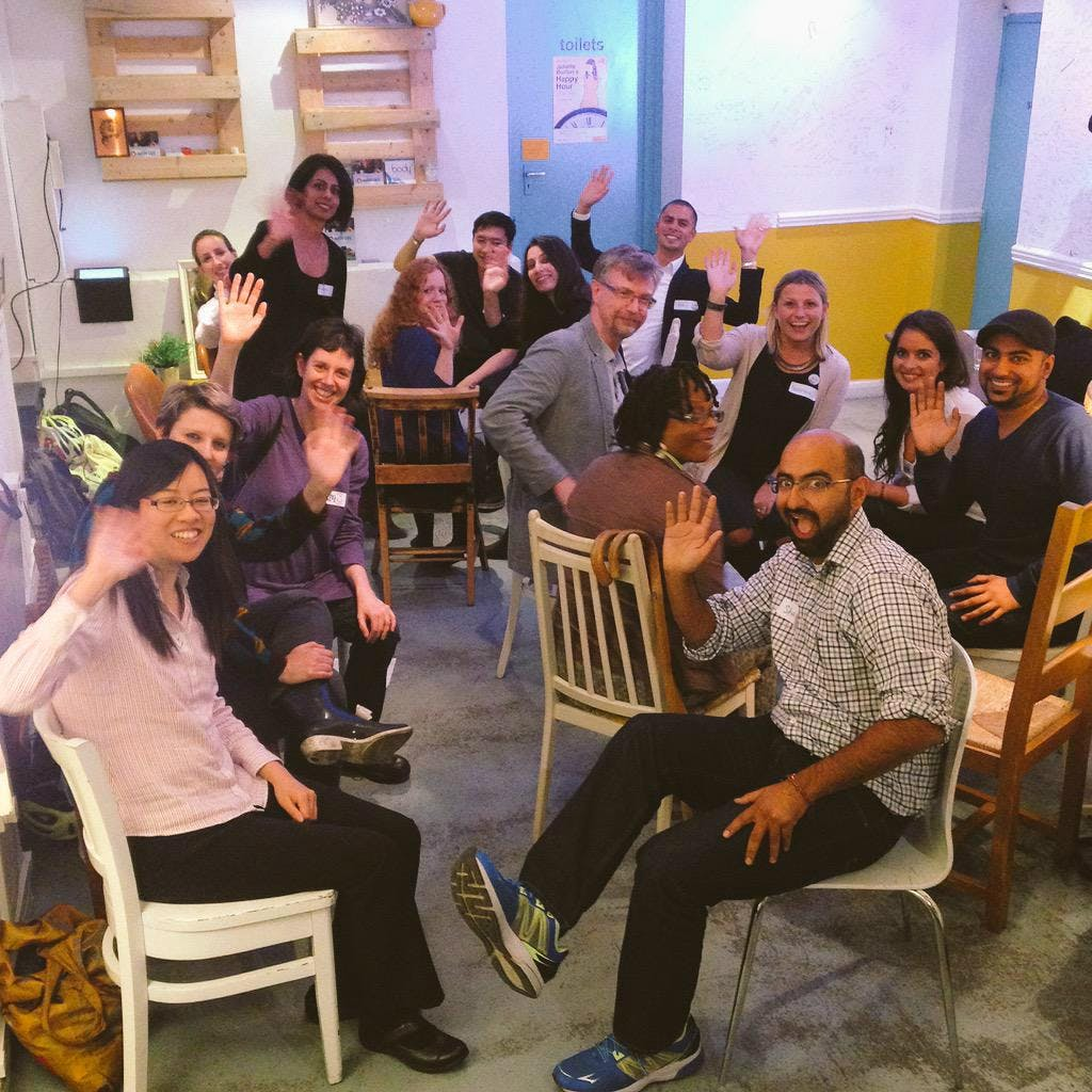 The Action for Happiness Course (Munich, 14 Jan 2019)