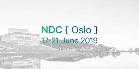 NDC Oslo 2019 | Conference for Software Developers tickets