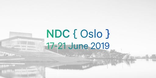 NDC Oslo 2019 | Conference for Software Developers