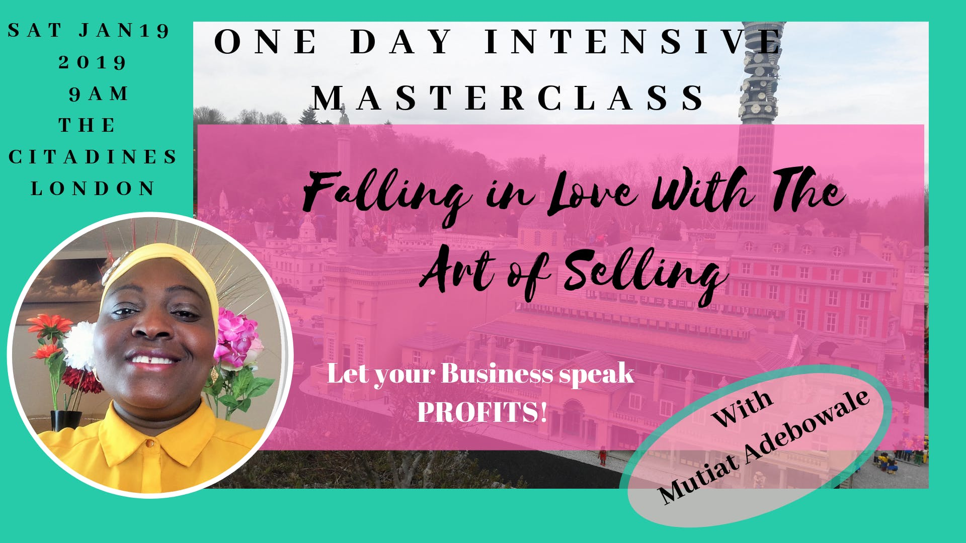 Falling in Love with the Art of Selling - Int