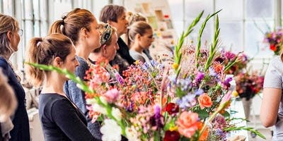 Bloomon Workshop Floral : 25 Janvier | Nantes, Sam & Jo