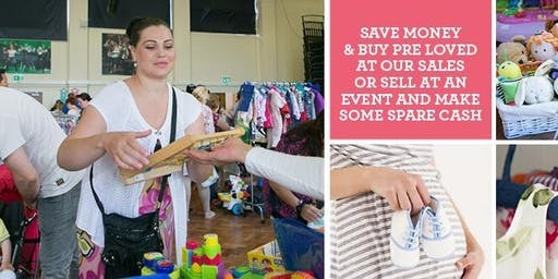 Lots for Tots Sale - Ruislip