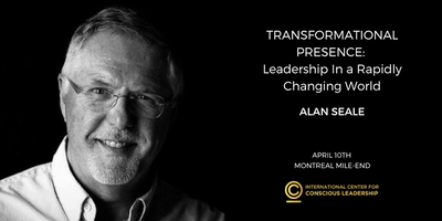 TRANSFORMATIONAL PRESENCE: LEADERSHIP IN A RAPIDLY CHANGING WORLD