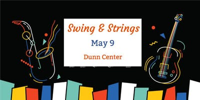 "\""Swing & Strings\"", Tar River Swing Band"