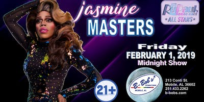 Jasmine Masters from RPDR at Jawakatema\