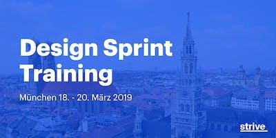 Design Sprint Training (2 Tage) + Prototyping Workshop