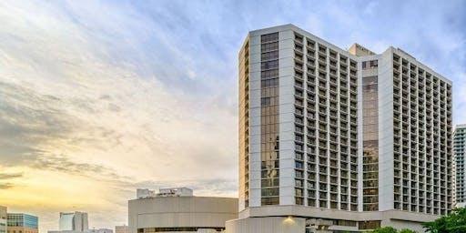 Miami Hotel for June 20th