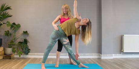 Yoga Adjustments Workshop for Teachers tickets