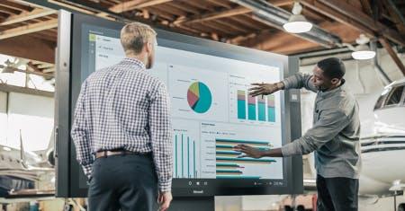 [Big Data & Business Intelligence] Donnez vie à vos données d'entreprise !