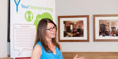 1 Day Personalised Telemarketing Training Workshop - Ipswich tickets