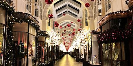 The Alternative London Christmas Lights Walk tickets