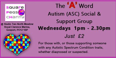 Autism Social & Support Group [£2]