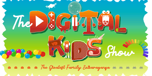 Digital Kids Show Manchester 2019