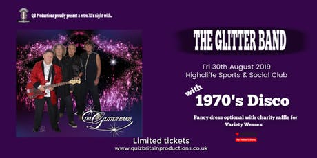 The Glitter Band tickets