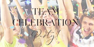 Team Celebration Party!