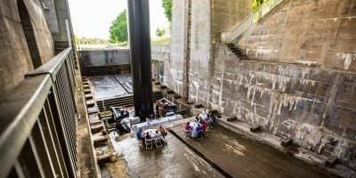 Under Water Dining @ Lock 21 - July 11