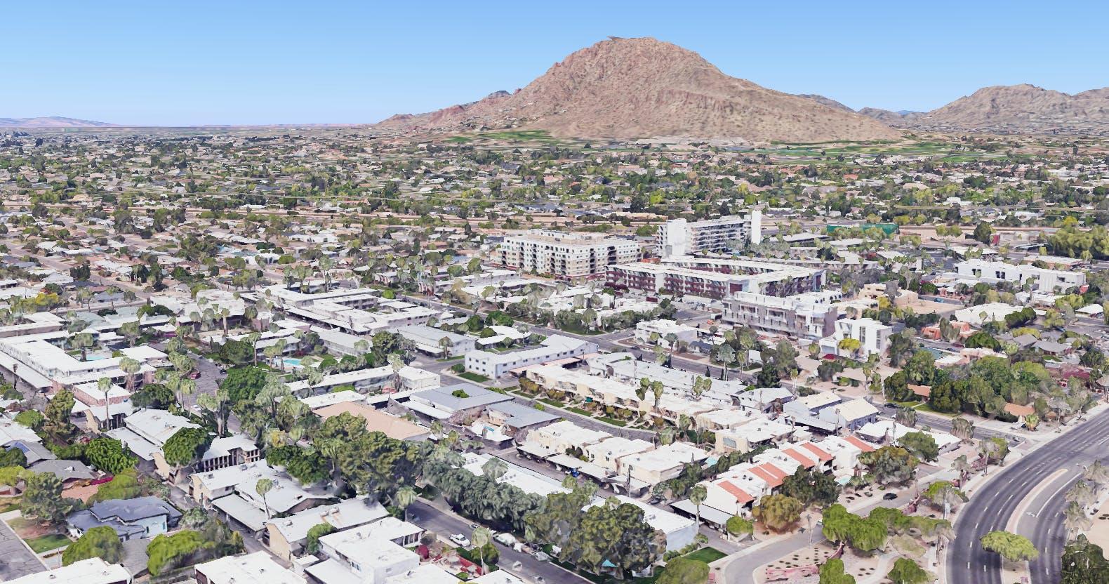 Scottsdale Garden Apartment District Meet & Greet