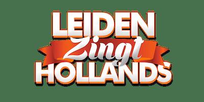 Leiden zingt Hollands #4