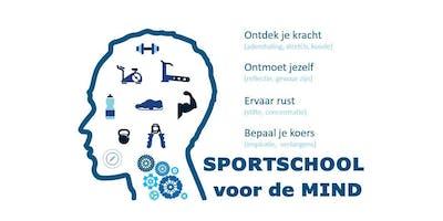 Weekendje sportschool voor de MIND