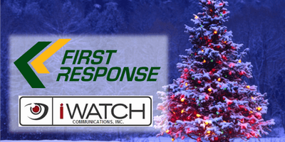 First Response & iWatch Communications Christmas Party 2018