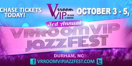 "2019 VrroomVIP JazzFEST - ""ALL-IN"" VIP tickets"