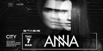 ANNA at City At Night : Stasis