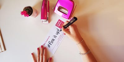 PINK IT UP! FREE NETWORKING EVENT