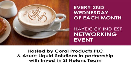 Haydock Networking Group tickets