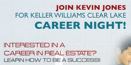 July Career Night with Kevin Jones  tickets
