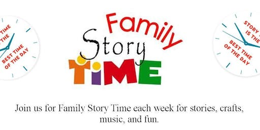 Preschool Story Time @ County Library