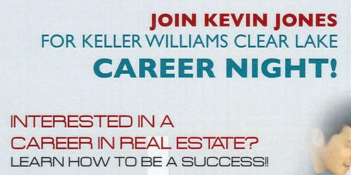 September Career Night with Kevin Jones