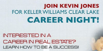 October Career Night with Kevin Jones