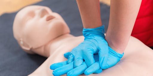 2019 CPR AED and First Aid Training Classes in Tigard